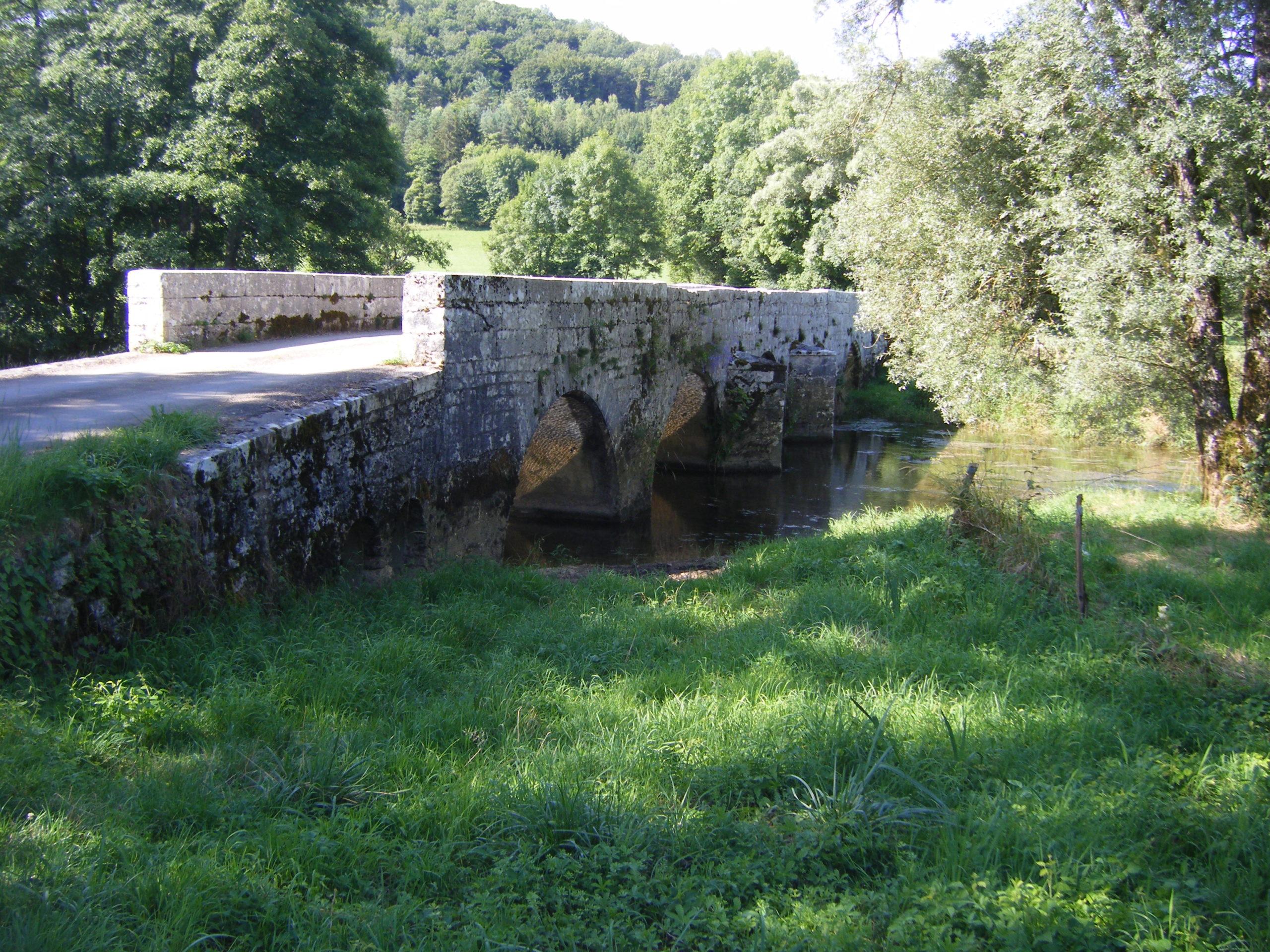Pont de Broissia