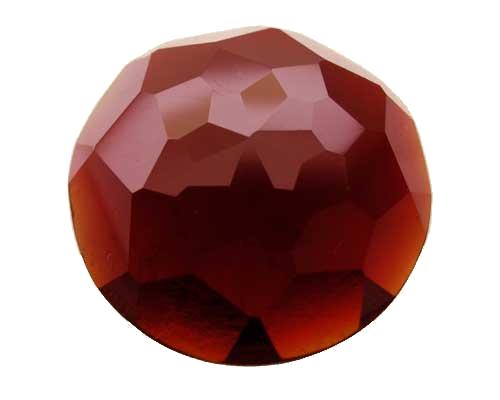 Rubis taillé - escarboucle