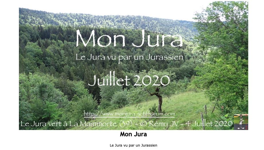 Vignette d'accès à la page Vouivre du site Mon Jura
